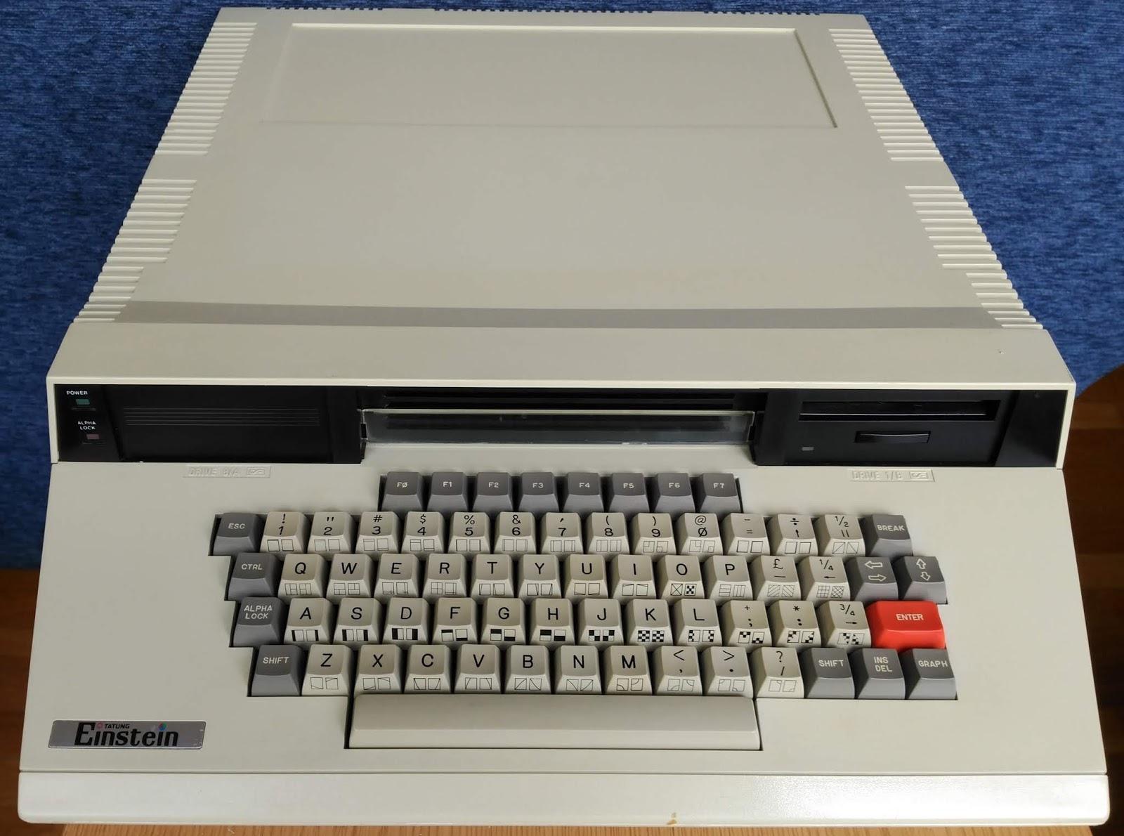 small resolution of enlace al ordenador tatung einstein