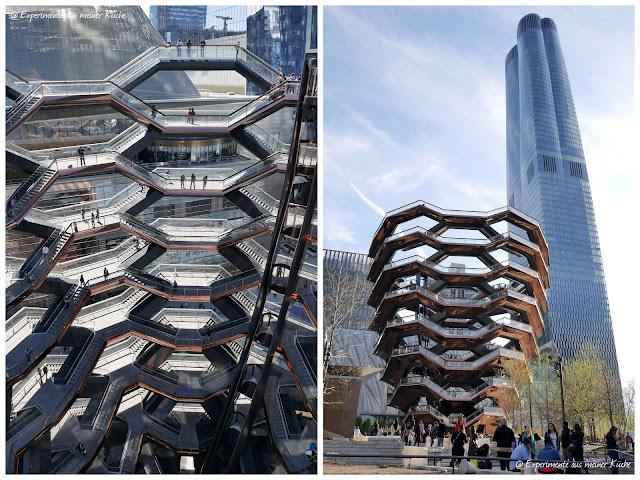 New York  - Midtown Manhattan | Reisen | USA | Städtetour | Citytrip | The Vessel