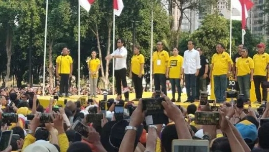 Didukung Alumni UI, TKN: Hoax Tak Pengaruhi Kaum Terdidik Pilih Jokowi
