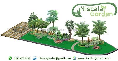 Harga Jasa Tukang Taman Surabaya