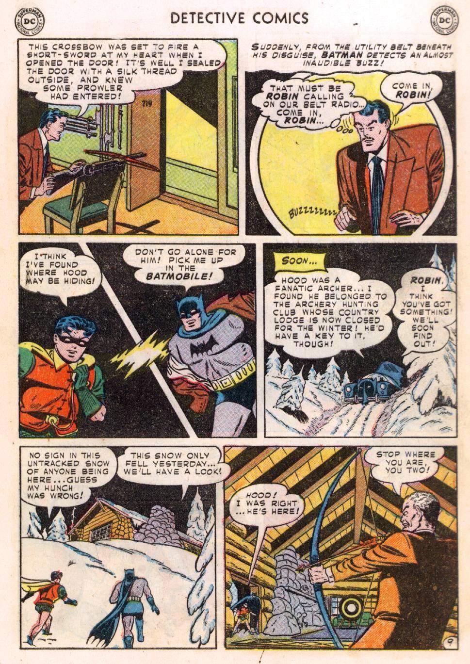 Detective Comics (1937) 183 Page 10