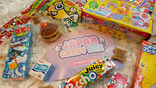 Japan Candy Box June 2015 Review and Giveaway!