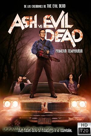 Ash Vs Evil Dead Temporada 1 [720p] [Latino-Ingles] [MEGA]