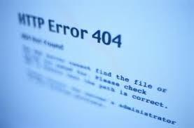 garap blog - cara membuat halaman error 404