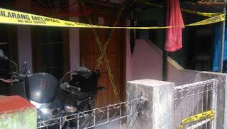 Kepolisian Geledah Rumah Sewa di Bandung Terkait Bom Kampung Melayu