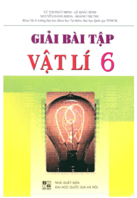 Giải Bài Tập Vật Lý 6 - Vũ Thị Phát Minh