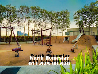 Warih-Homestay-Children-Playgound