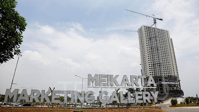 Bank Setop Kredit Meikarta