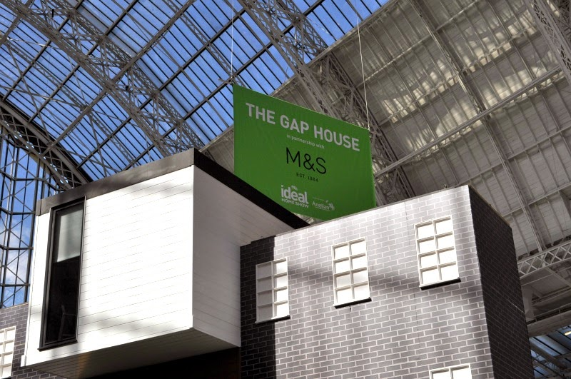 The Gap house at the Ideal Home Show