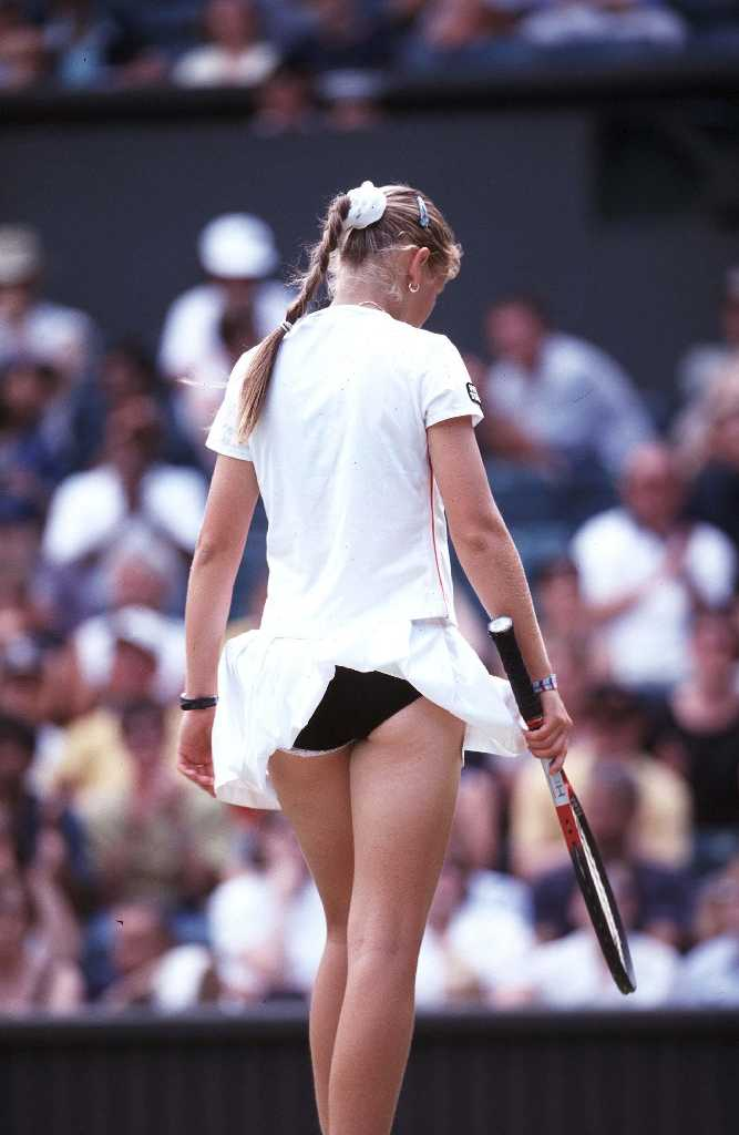 Most Beautiful Tennis Woman Player