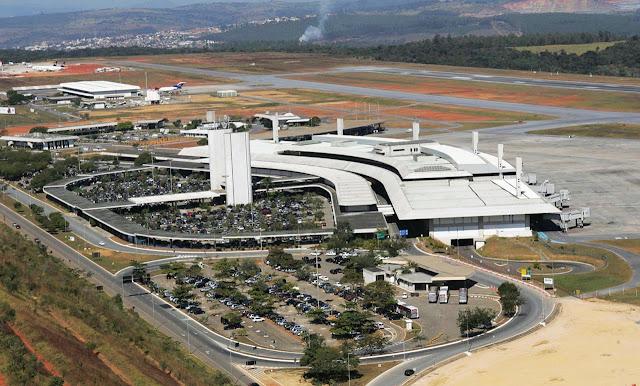 Aeroporto Internacional de Confins - Belo Horizonte