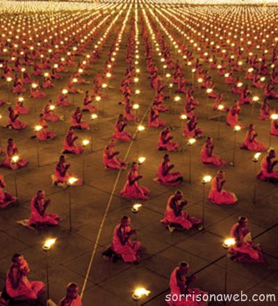 Budismo - Sorriso na Web