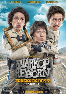 Download Film Warkop DKI Reborn Jangkrik Boss Part 1