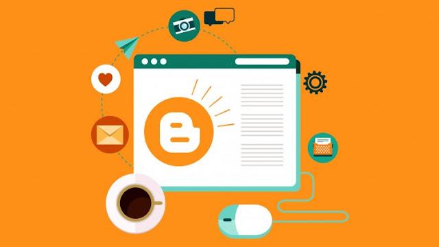 كيفية إنشاء مدونة مجانية على منصة البلوجر وربح المال منها   Create A Free Blog On Blogger