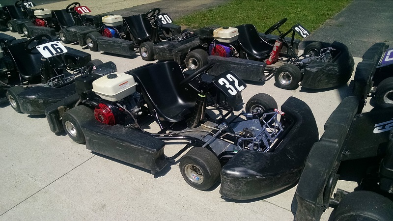 Trinity acres happy belated father 39 s day for Go kart interieur quebec