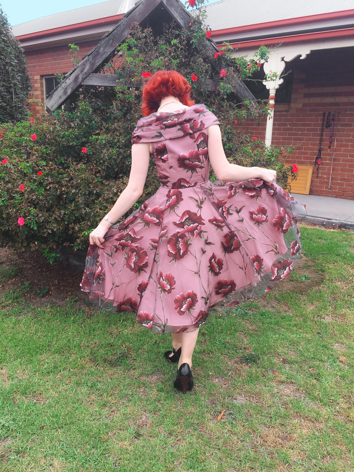 The Marvellous Marriage // Collectif Clothing | Holly Rose Vintage