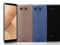 LG G6+ Mobile USB Drivers Download