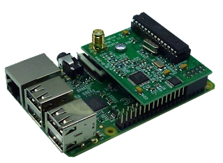 A DVMega on a Raspberry Pi 3
