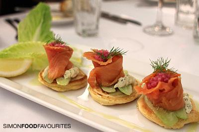 Simon Food Favourites Bistro Avoca Bloggers Dinner Modern