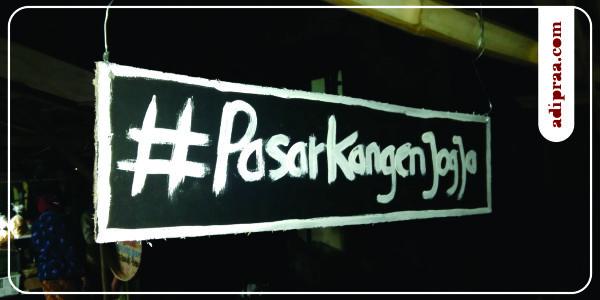 Pasar Kangen Jogja | adipraa.com