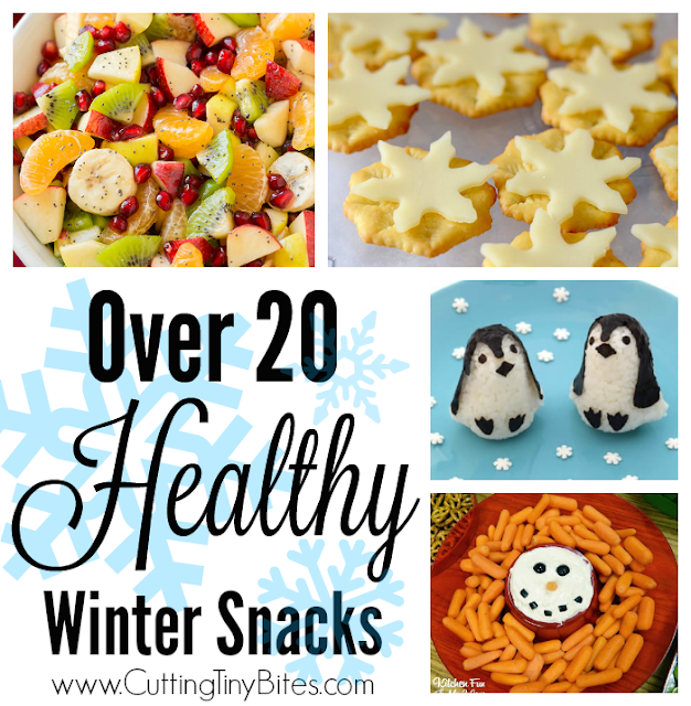 Healthy Winter Snacks What Can We Do With Paper And Glue