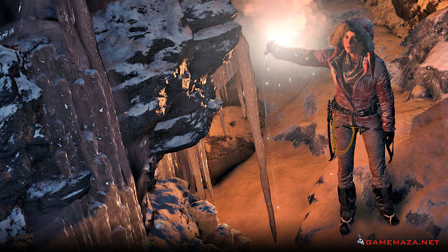Rise Of The Tomb Raider Gameplay Screenshot 2