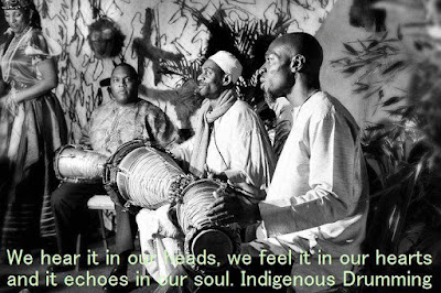 Indigenous drumming, Ancestral Essence