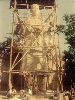 Pembuatan Patung Jendral Sudirman