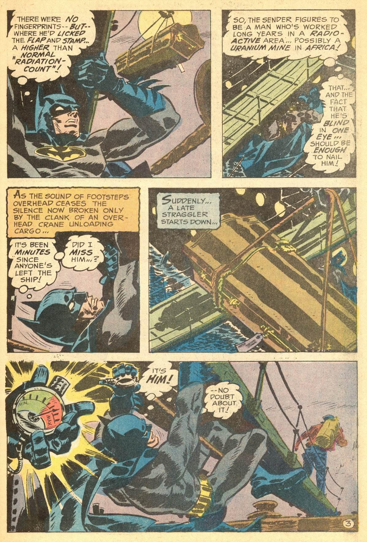 Detective Comics (1937) 420 Page 4