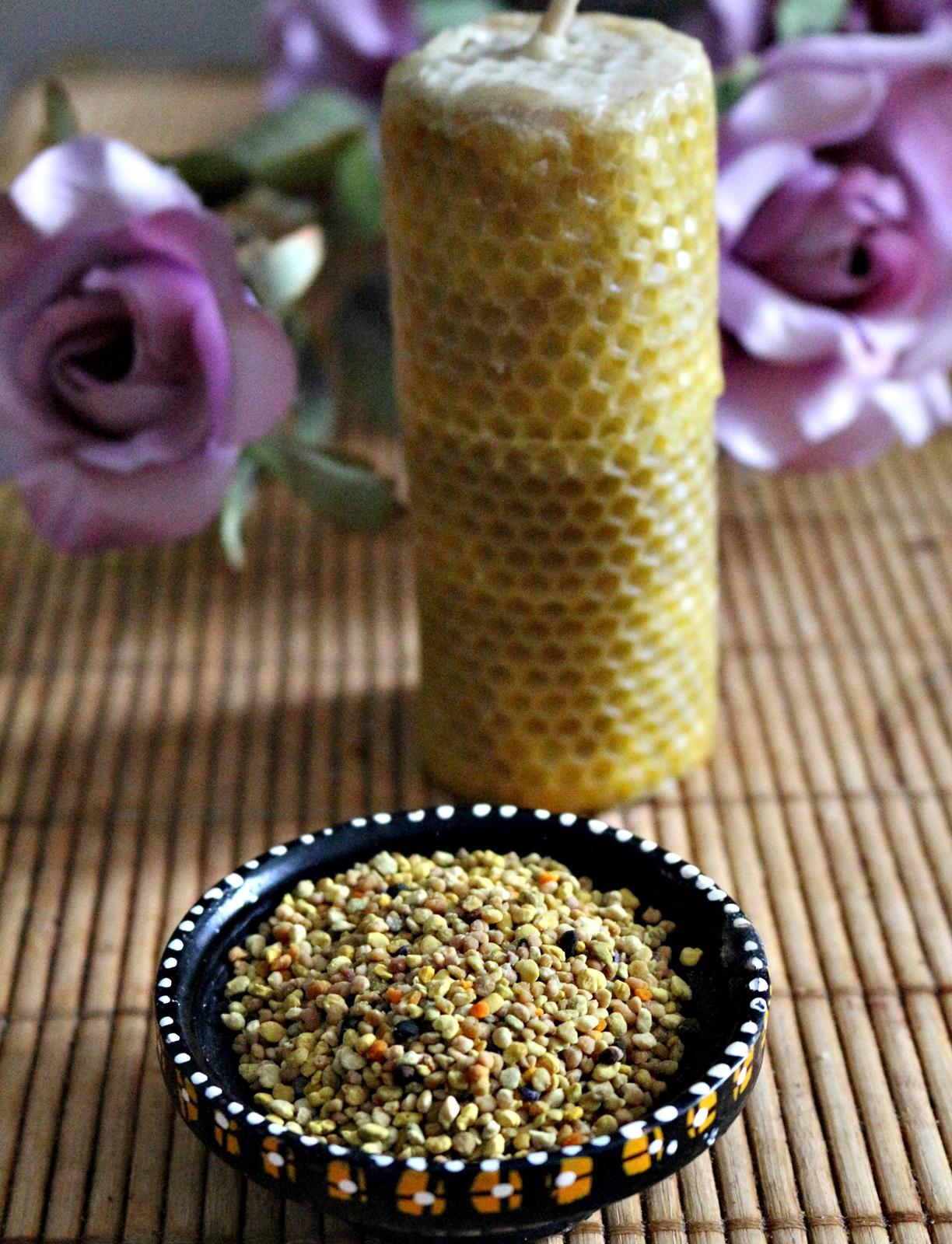 Pyłek pszczeli- skarbnica witamin