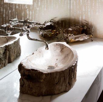 keberadaan wastafel di rumah memang cukup penting 48 Model Wastafel Minimalis Berkonsep Natural