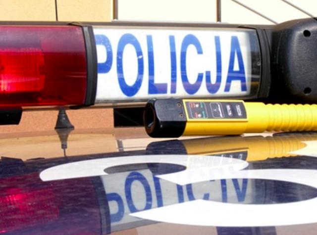 zdjęcie: Biała Podl.: 62-latek zasnął za kierownicą motoroweru