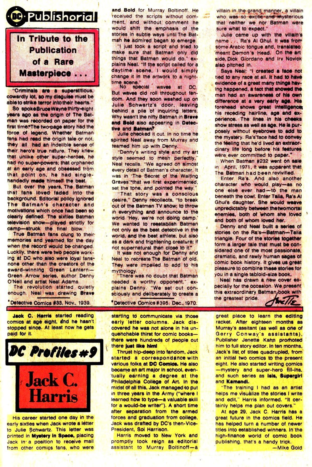 Detective Comics (1937) 470 Page 32