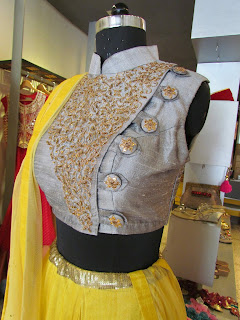 designer blouse patterns catalogue