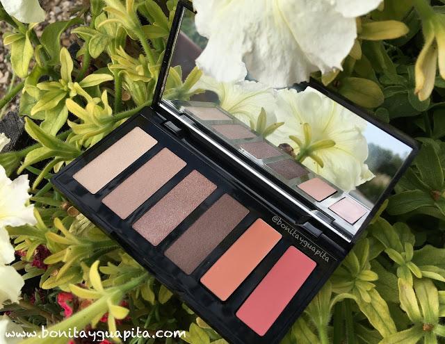 natural make up palette deborah
