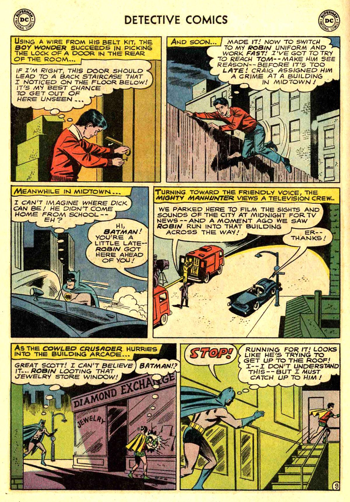 Detective Comics (1937) 342 Page 11