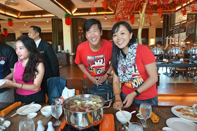 Chinese New Year, Chinese New Year 2018, Marco Polo Plaza Cebu, Waterfront Hotel and Casino Mactan, Prosperity Hotpot, Hotel Buffets in Cebu, Kalami Cebu, Cebu Food Blog