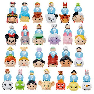 Disney Tsum Tsum Series 4 3-Packs wave 4