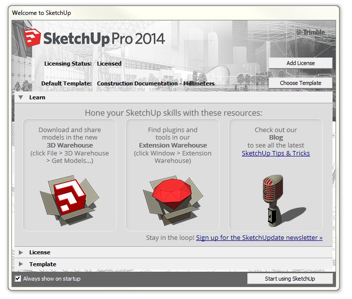 crack para sketchup pro 2014 mac