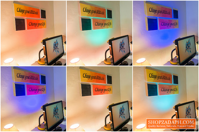 color changing led bulb - color changing led lights