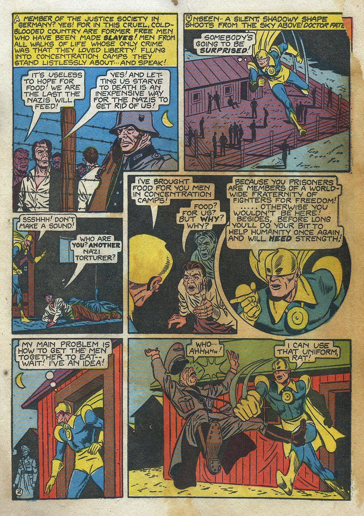 Read online All-Star Comics comic -  Issue #14 - 27