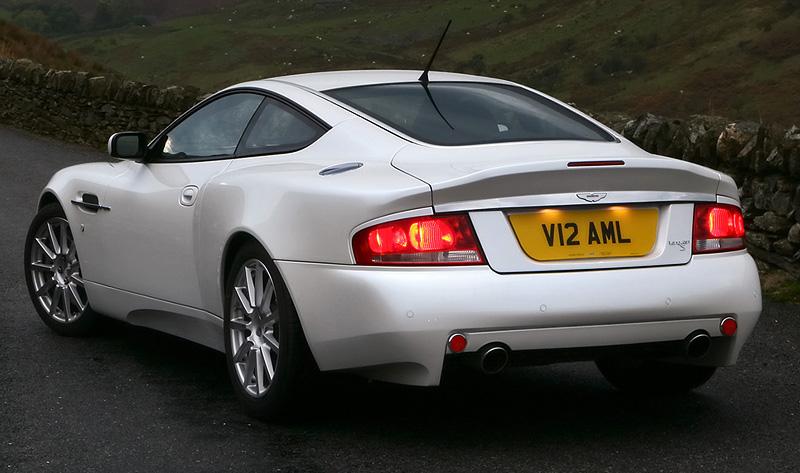 2004 aston martin vanquish s v12 ~ everlasting car