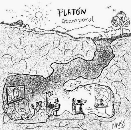 Resultado de imagen de mito de la caverna actualidad