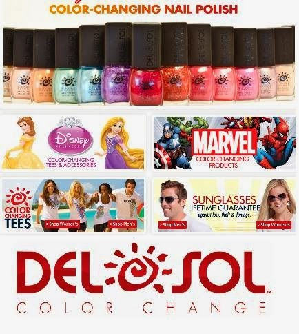 Del Sol Color Change Blogger Opp