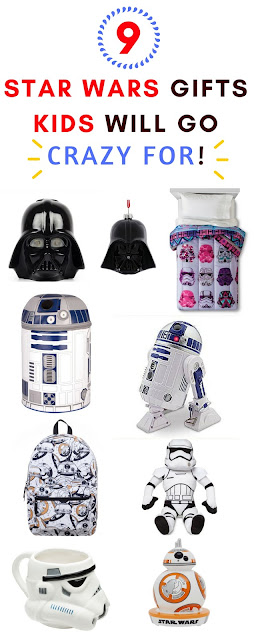 9 Star Wars Gifts Kids Will Go Crazy For
