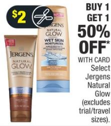 cvs deal Jergens Natural Glow cvs couponers
