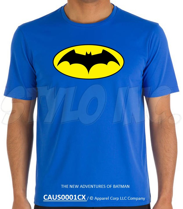 CAUS0001CX THE NEW ADVENTURES OF BATMAN