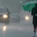 Dos vaguadas provocarán que las lluvias sigan en gran parte del país