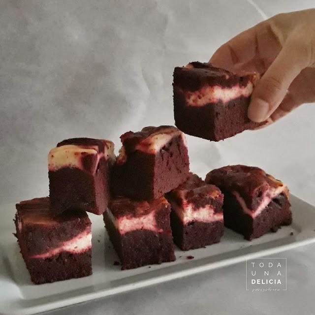 BROWNEI CHEES CAKE RED VELVET SIN GLUTEN