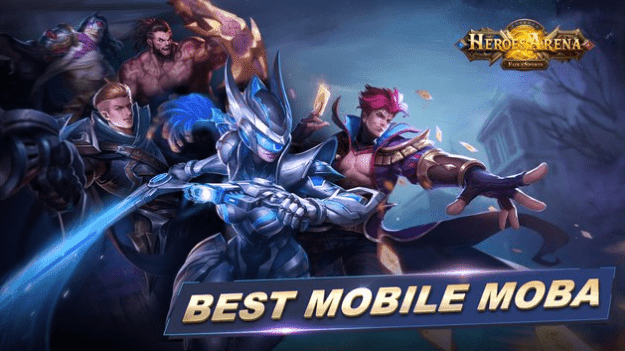5 Game MOBA Android Terbaik yang Wajib Kamu Coba